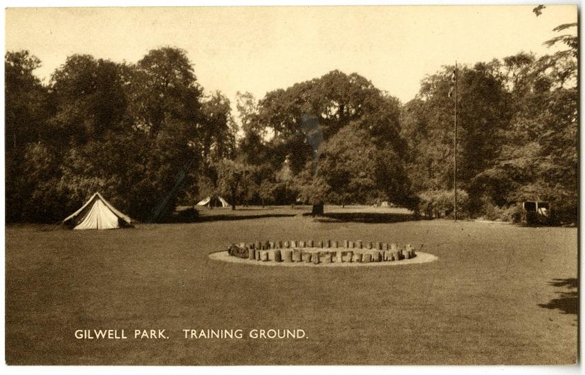 Training ground Gilwell Park